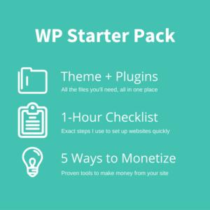 WP Starter Pack
